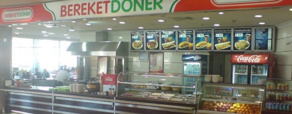 RES' 3-in-1 solution for Bereket Doner